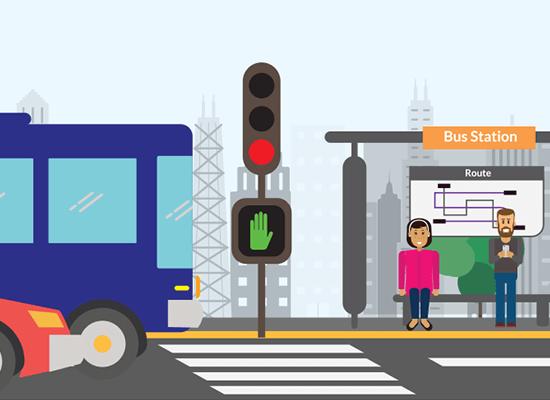 Conoce las normas del Transporte Público para evitar accidentes